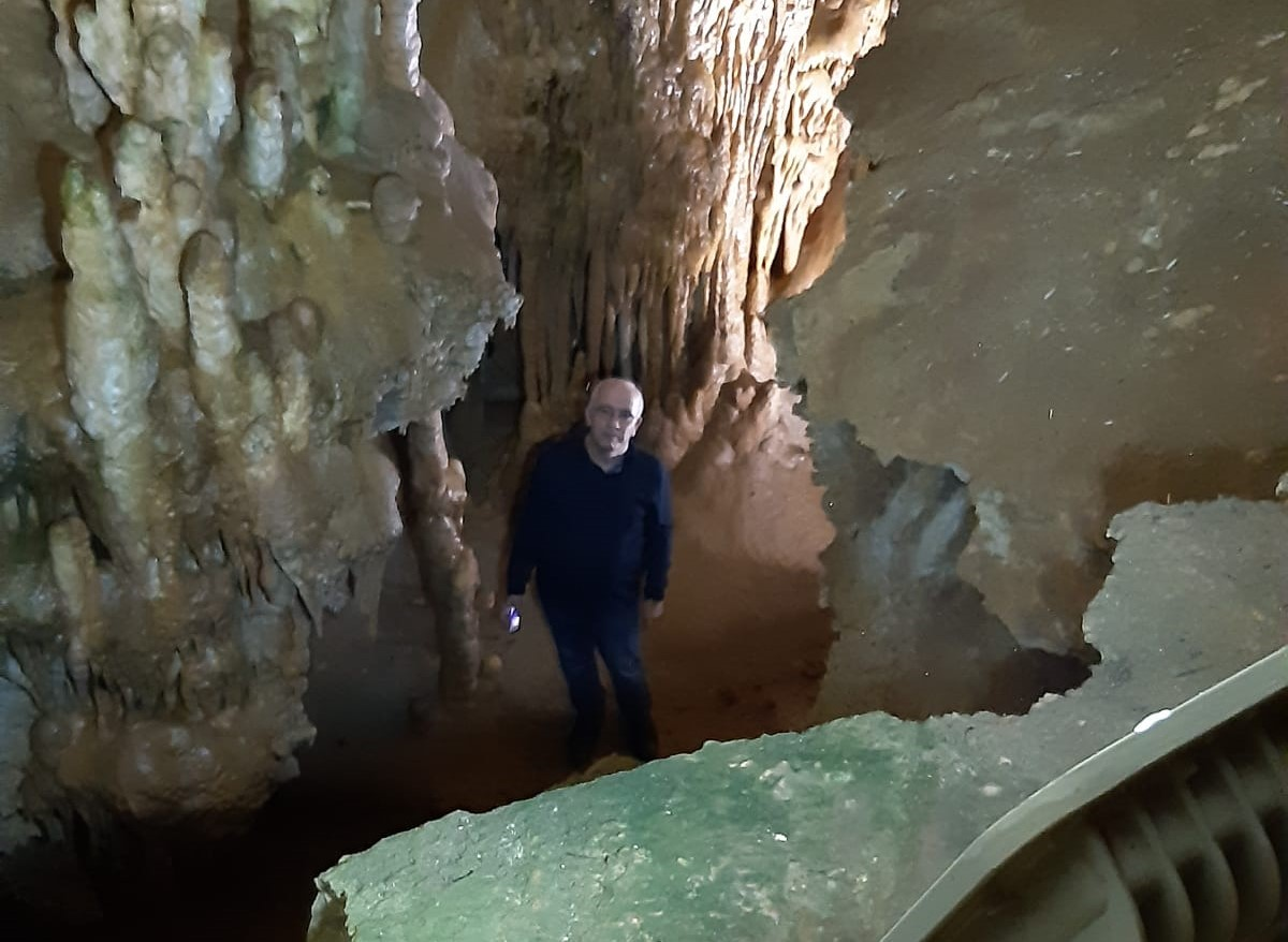 Gümüşhane, Karaca Mağarası